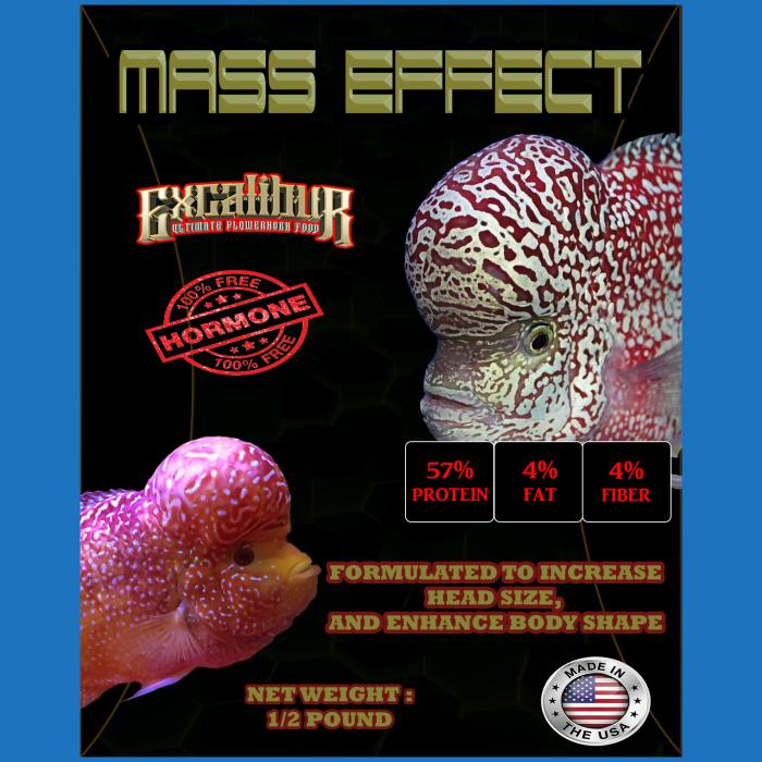 Mass Effect Flowerhorn Food